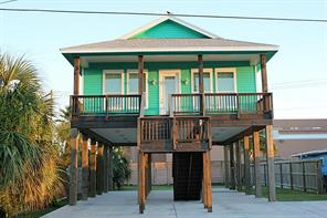 Houston Home at 5723 Maco Street Galveston , TX , 77551-5847 For Sale