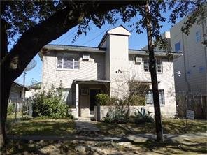 Houston Home at 1615 Wentworth Street 3 Houston , TX , 77004-7273 For Sale