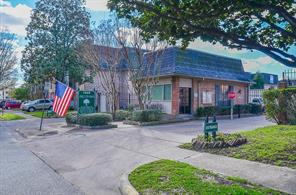 Houston Home at 2475 Underwood Street 380 Houston , TX , 77030-3536 For Sale