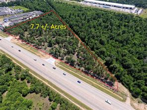 7.7 acres n loop 336 e, conroe, TX 77301