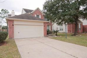 Houston Home at 14923 Chestnut Falls Drive Cypress , TX , 77433-5671 For Sale