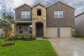 Houston Home at 2322 Northern Great White Katy , TX , 77449 For Sale