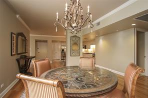 Houston Home at 4950 Woodway Drive 310 Houston , TX , 77056-1810 For Sale