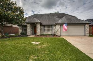Houston Home at 15734 Pilgrim Hall Drive Friendswood , TX , 77546-2955 For Sale