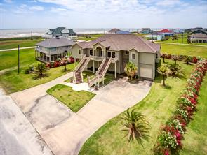 Houston Home at 813 Pinata Drive Crystal Beach , TX , 77650 For Sale