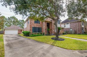 Houston Home at 803 Old Valley Way Houston , TX , 77094-2801 For Sale