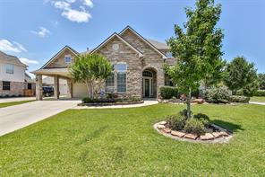 Houston Home at 20607 Windrose Bend Drive Spring , TX , 77379-8546 For Sale