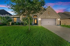 Houston Home at 13616 Mooring Pointe Drive Pearland , TX , 77584-3709 For Sale