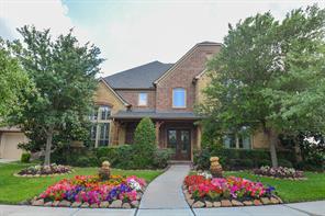 Houston Home at 8602 Stowe Creek Lane Missouri City , TX , 77459-6174 For Sale
