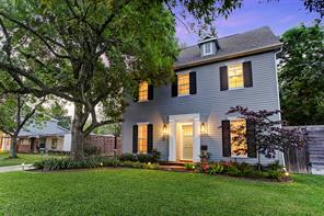 Houston Home at 1254 Chippendale Road Houston , TX , 77018-5235 For Sale