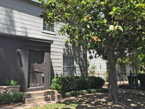 Houston Home at 2310 Main Street Houston , TX , 77098-3219 For Sale