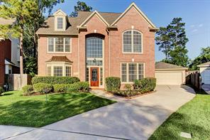 Houston Home at 13603 Grey Hollow Lane Cypress , TX , 77429-1878 For Sale
