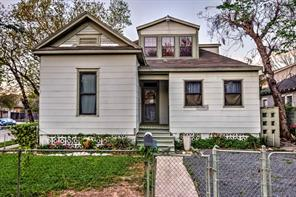 Houston Home at 827 Omar Street 3 Houston                           , TX                           , 77009-6555 For Sale