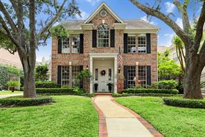 Houston Home at 104 Whipple Drive Bellaire , TX , 77401-5339 For Sale