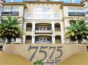 Houston Home at 7575 Kirby Drive 3207 Houston , TX , 77030-4452 For Sale