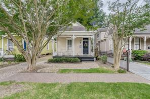 Houston Home at 2013 Decatur Street Houston , TX , 77007-7638 For Sale