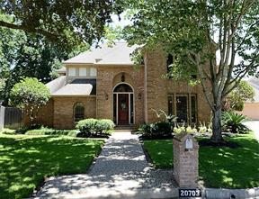 Houston Home at 20703 Kendra Lane Katy , TX , 77450-4223 For Sale