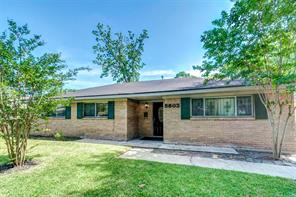 Houston Home at 5803 High Star Drive Houston                           , TX                           , 77081-4320 For Sale