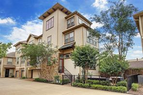 Houston Home at 922 Fisher Street B Houston , TX , 77018-5328 For Sale