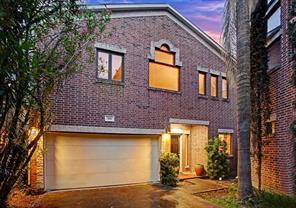 Houston Home at 308 Dennis Street Houston , TX , 77006-2222 For Sale