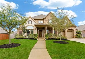 Houston Home at 8911 Sage Thistle Trail Richmond , TX , 77406-1552 For Sale
