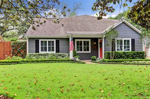 Houston Home at 1011 W 42nd Street Houston , TX , 77018-4307 For Sale