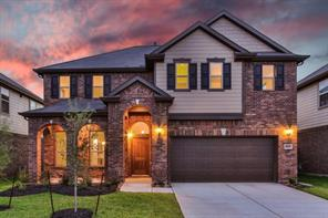 Houston Home at 1607 Morington Station Drive Richmond , TX , 77469 For Sale