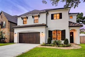 Houston Home at 1810 Du Barry Lane Houston , TX , 77018-5066 For Sale