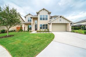 Houston Home at 11402 Clapperton Court Richmond , TX , 77407 For Sale