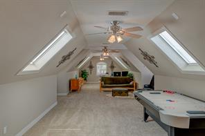 The 45 x 13 Gameroom gives you ample space for game tables and much, much more...