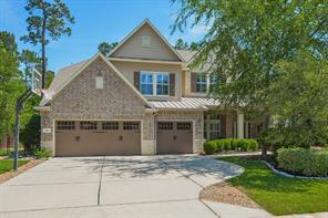 Houston Home at 30 Terrace Mill Circle The Woodlands , TX , 77382-2815 For Sale