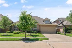 Houston Home at 17327 Browning Trace Lane Richmond                           , TX                           , 77407-2658 For Sale