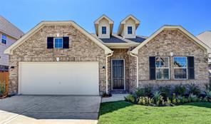 Houston Home at 24311 Bludana Lane Richmond , TX , 77406 For Sale