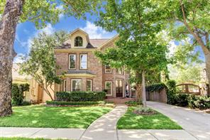 Houston Home at 4111 Riley Street West University Place , TX , 77005-3544 For Sale
