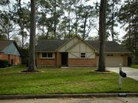 Houston Home at 2234 Oak Shores Kingwood , TX , 77339-1740 For Sale