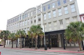Houston Home at 2207 Post Office Street 203 Galveston , TX , 77550-1959 For Sale