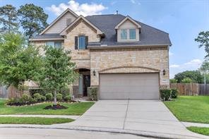 Houston Home at 12403 Fisher River Lane Humble , TX , 77346-1580 For Sale