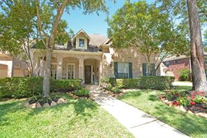 Houston Home at 15511 Stallion Point Circle Cypress , TX , 77429-7095 For Sale