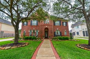 Houston Home at 22518 Crescent Cove Court Katy , TX , 77494-8217 For Sale