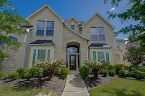 Houston Home at 7726 Courtney Manor Lane Katy , TX , 77494-6578 For Sale