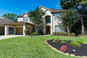 Houston Home at 18523 Campers Crest Drive Humble , TX , 77346-8000 For Sale