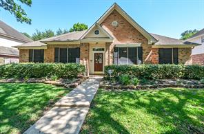 Houston Home at 19610 Knightsridge Lane Houston , TX , 77094-3426 For Sale