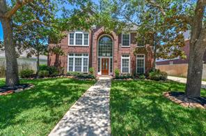 Houston Home at 5415 Montbury Lane Katy , TX , 77450-7482 For Sale