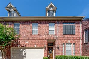 Houston Home at 5913 Dolores Street C Houston , TX , 77057-5667 For Sale