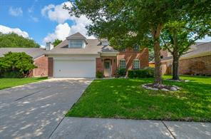 Houston Home at 20614 Big Wells Drive Katy , TX , 77449-6259 For Sale