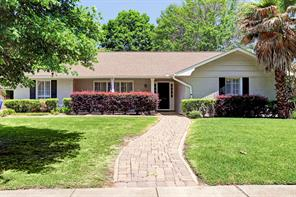 Houston Home at 6236 Inwood Drive Houston , TX , 77057-3508 For Sale