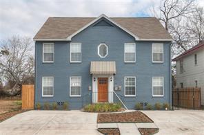 Houston Home at 2817 Wichita Street A Houston , TX , 77004-6259 For Sale