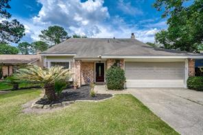 Houston Home at 17122 Colony Creek Drive Spring , TX , 77379-4425 For Sale