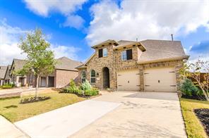 Houston Home at 18122 Glenlyon Drive Richmond , TX , 77407 For Sale