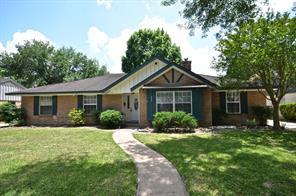 Houston Home at 5835 Paisley Street Houston , TX , 77096-3910 For Sale